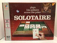 Vintage 1973 Milton Bradley Solotaire Solitaire Game 4330 Lucille Ball