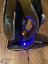 Power XL Cordless Iron & Steamer 2-in-1 Lightweight Ergonomic Design - Used Read