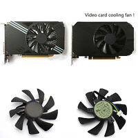 Single Graphic Card Cooling Fan Replacement for Zotac GTX1060 Mini ITX P106-090