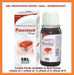 SBL Prostonum Drops -30 ml   Homeopathy medicine for Urinary disturbances