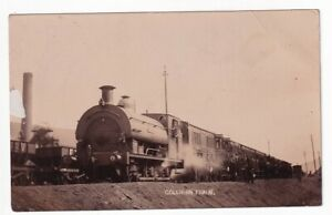 COLLIERS TRAIN - TRAIN USED BY COLLIERS TO GO TO WORK AT EBBW VALE