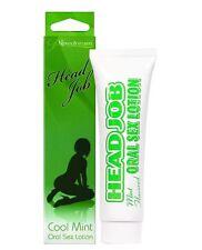 Head Job Mint Flavor Oral Sex Lotion 1.5 oz