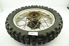 Yamaha TT 600 59X - Hinterrad Rad Felge hinten A566025309