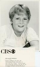CHRISTIAN JACOBS SMILING PORTRAIT GLORIA TV SHOW ORIGINAL 1982 CBS TV PHOTO