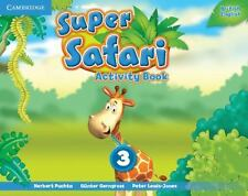 Super Safari Level 3 Activity Book (Super Minds), Lewis-Jones, Peter, Gerngross,