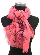 Bufandas y pañuelos de mujer 100% algodón talla única