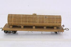 Craftsman HO Scale Vinegar Tank Car Built Kit Parts or Repair