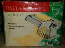 PASTA MACHINE MAKER AL DENTE VILLAWARE CLASSIC ITALIAN KITCHENWARE