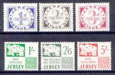 Porto marcas-jersey - 1-6 ** mnh 1969