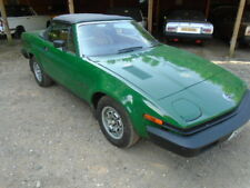 1980 Triumph TR7 Convertible - EXCELLENT CONDITION - POWER STEERING, LOADS SPENT