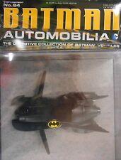 BATMAN AUTOMOBILIA COLLECTION MAGAZINE #84 BATMAN RETURNS BATMOBILE