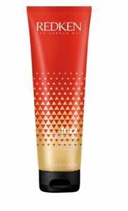 Redken Frizz Dismiss Rebel Tame Heat Protecting Cream 8.5 oz. Fast Shipping!