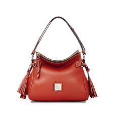 Dooney & Bourke Mini Satchel RT79B Pebble Leather Burnt Orange Women's Bag New