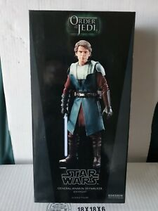 New Sideshow General Anakin Skywalker Jedi Knight figure