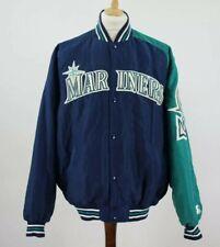 STARTER Diamond MARINERS Vintage Bomber Jacket size XL