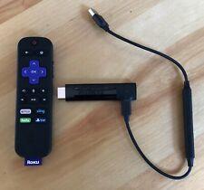 Roku 3810X Streaming Stick Plus with 4K Resolution, Black Finish