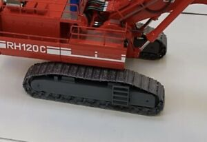 Fully Metal - O&K RH120 Conrad Custom Metal Tracks 1/50 Model