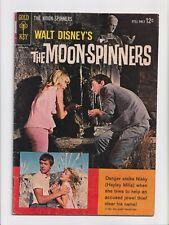 Disney's The Moon-Spinners #nn 10124-410 Movie Photo Cover Gold Key Comics 1964