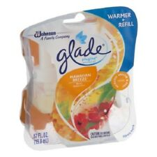 Glade Hawaiian Breeze 1 Plug In Warmer and Scented Oil Refill Air Freshener