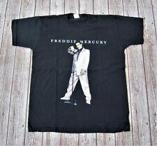 FREDDIE MERCURY : Official The Great Pretender 1992 Vintage T-Shirt Queen