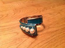 Genuine Atelier Swarovski Kirkwood Bracelet Cuff Item 5012104 Boxed