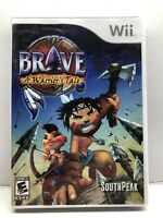 Brave: A Warrior's Tale (Nintendo Wii, 2009) New Factory Sealed - Free Shipping