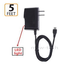 """AC/DC Power Supply Adapter Wall Charger Cord For Monster M7 7"""" Android Tablet PC"""