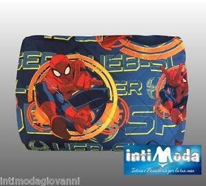 Trapuntino Spiderman Marvel Novia Italia 170x260 cm primaverile estivo