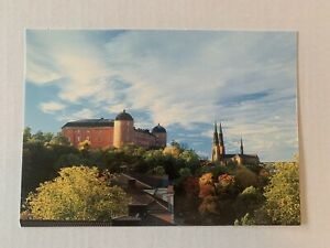 Postcard- Sweden Free Shipping