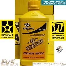 Bardahl Gear Box 10W40 Olio Cambio Trasmissione Moto 2T Lubrificazione Separata