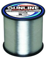 Sunline Super Fluorocarbon Clear Fishing Line 660Y Bass, Trout Fishing Line