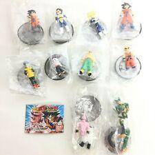 Bandai Dragon Ball Z Full Color R Part 2 Mini Figure 10 pcs Full Set Japan