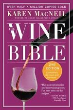 The Wine Bible by Karen MacNeil (2015, Paperback, Revised)