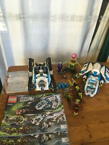 Lego 70709 Galaxy Squad, Galactic Titan, Pre-Owned, Complete no box.