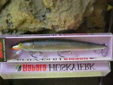"Rapala 5 1/2"" Suspend Husky Jerk HJ14 S in Silver for Bass/Walleye/Pike/Trout"