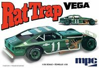 MPC 905 1/25 CHEVY RAT TRAP VEGA PLASTIC MODEL CAR KIT NEW SEALED MIB FREE SHIP