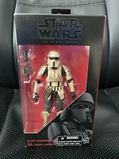 "SCARIF STORMTROOPER Star Wars Black Series 6"" Rogue One Walmart Exclusive"