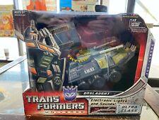 Transformers Universe 2 Decepticon Onslaught Ultra Class Hasbro MIP