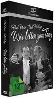 Wir bitten zum Tanz - mit Hans Moser und Paul Hörbiger - Filmjuwelen DVD
