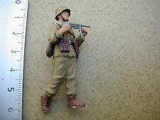 SOLDAT ALLEMAND /GERMAN SOLDIER/ PEINT/PAINTED/ WW2 39-45 / 1/35 /P295