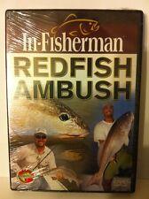 Redfish Ambush In-Fisherman - LIKE NEW DVD, I ship daily, Mon-Sat