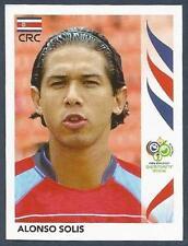 PANINI FIFA WORLD CUP-GERMANY 2006- #049-COSTA RICA-ALONSO SOLIS