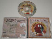 THE BUFFETTIERS/A TRIBUTE TO JIMMY BUFFETT(LIQ 12161) CD ALBUM