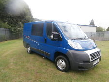 FAIT DUCATO CITROEN RELAY SIDE WINDOWS IN PRIVACY X2  NEW FULLY FITTED AT UNIT