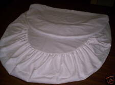 Cot  Protector - suit Kaylula cot --Toweling with PVC protective backing- NEW