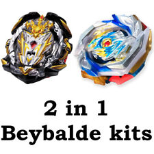 Prime Apocalypse/ Imperial Dragon Beyblade GT B-153 B-154 Booster Burst Launcher