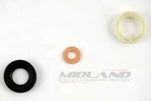 Ford C Max Fiesta Focus Fusion 1.6 TDCi DV6 Injector Seal Kit For 0445110259