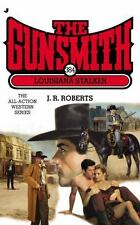 The Gunsmith #384: Louisiana Stalker (Gunsmith, The), Roberts, J. R., Good Condi