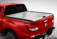 Mazda BT50 Alloy Retractable Tonneau Cover 2015-2016 Genuine New accessories