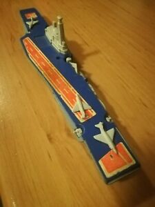 Matchbox Sea Kings K-304 Aircraft Carrier 1976